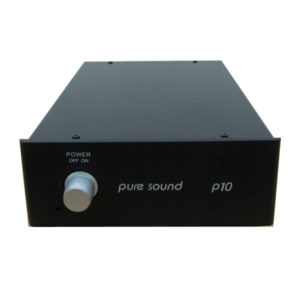 Amplificatore Phono P10 Pure Sound