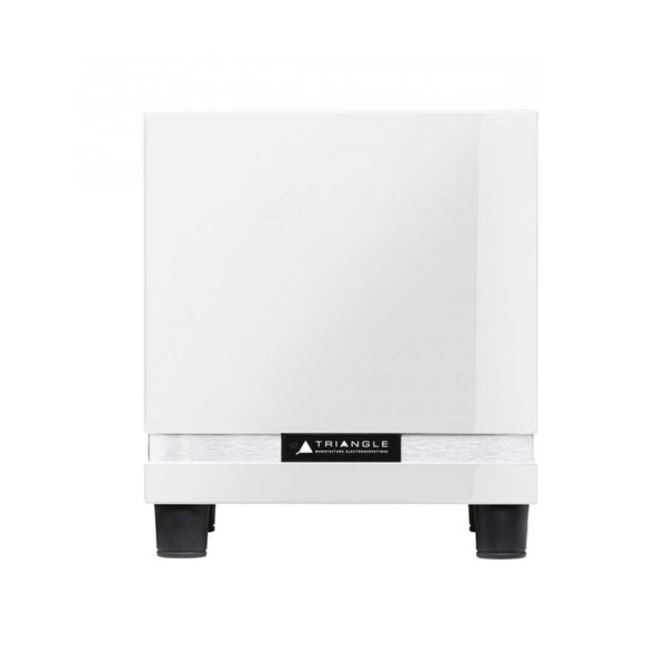 Subwoofer Thetis 280 Triangle bianco