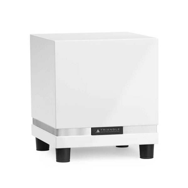 Subwoofer Thetis 320 Triangle bianco