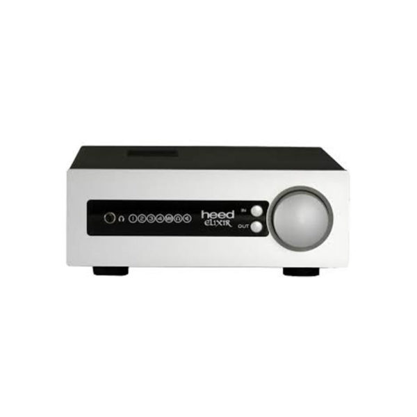 Amplificatore integrato Elixir Heed Audio grigio
