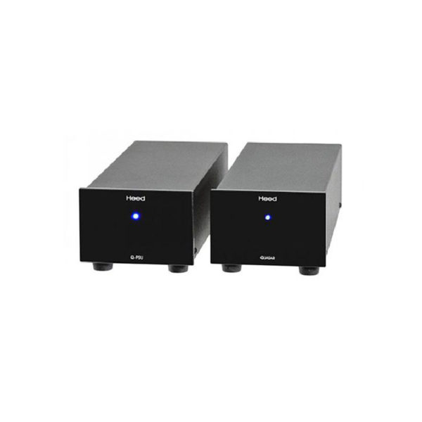 Preamplificatore phono Quasar 3 Heed Audio fronte