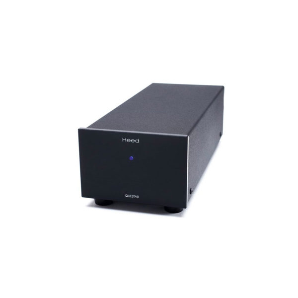 Preamplificatore phono Questar mm Heed Audio fronte