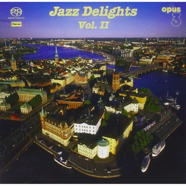 "Opus 3 ""Jazz Delights vol. II"""