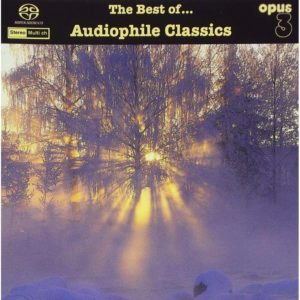 "Opus 3 ""The Best of.. Audiophile Classics"""