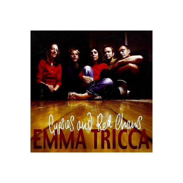 Emma Tricca Gypsis and the red chairs