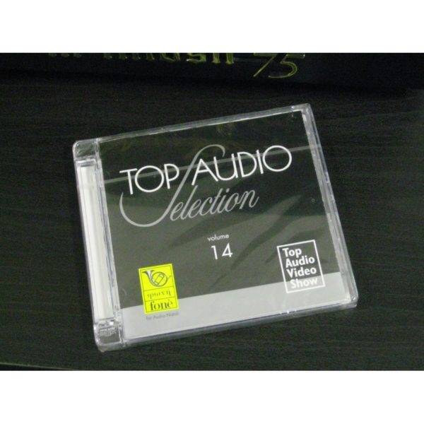 CD Top Audio Selection